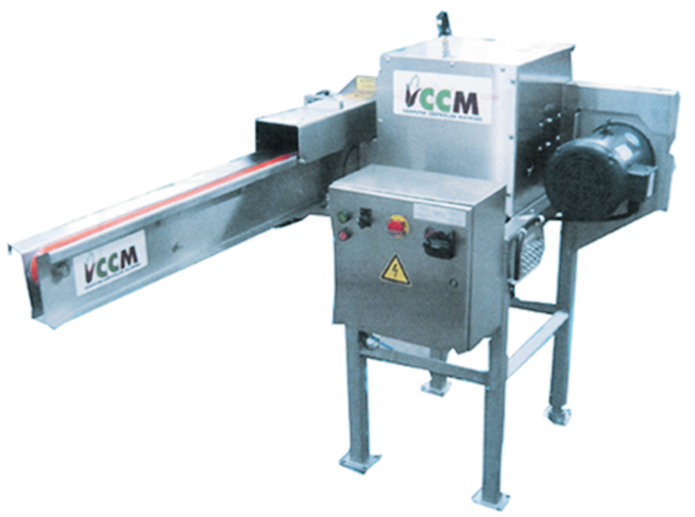 Manual feed sweet corn cutter HFCC